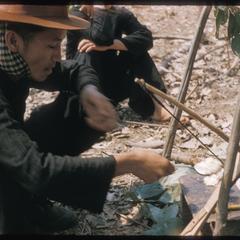 """""""Nyuj Dab"""" (Cow Spirit) ritual, image 15"""