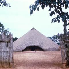 Royal Tombs in Kampala