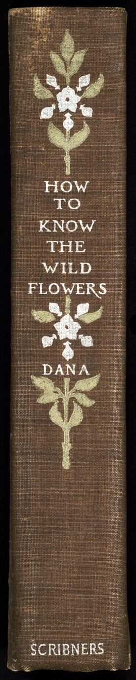 How to know the wild flowers : a guide to the names, haunts, and habits of our common wild flowers (3 of 3)