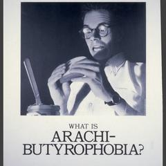 What is arachibutyrophobia