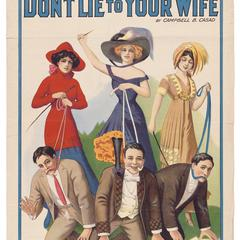 Don't Lie to your Wife