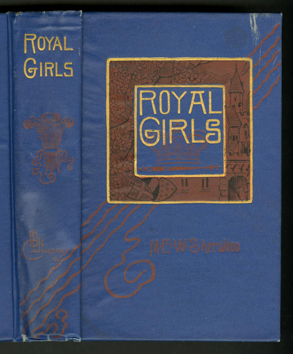 Royal girls and royal courts (1 of 2)