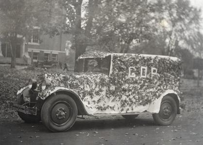 Homecoming parade, 1927