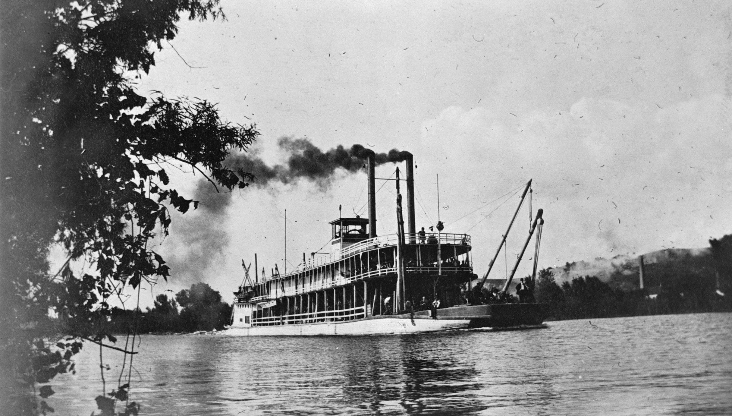 Josephine (Packet/Snagboat, 1873-1907)