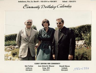 Barneveld clergy, 1982