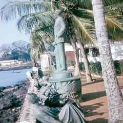 French Colonial Statue Removed as a Poltical Gesture