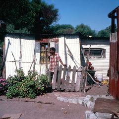 Crossroads, Squatters' Camp near Cape Town