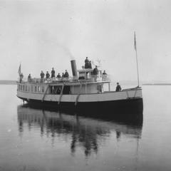 Zillah (Excursion boat, 1889-1905)