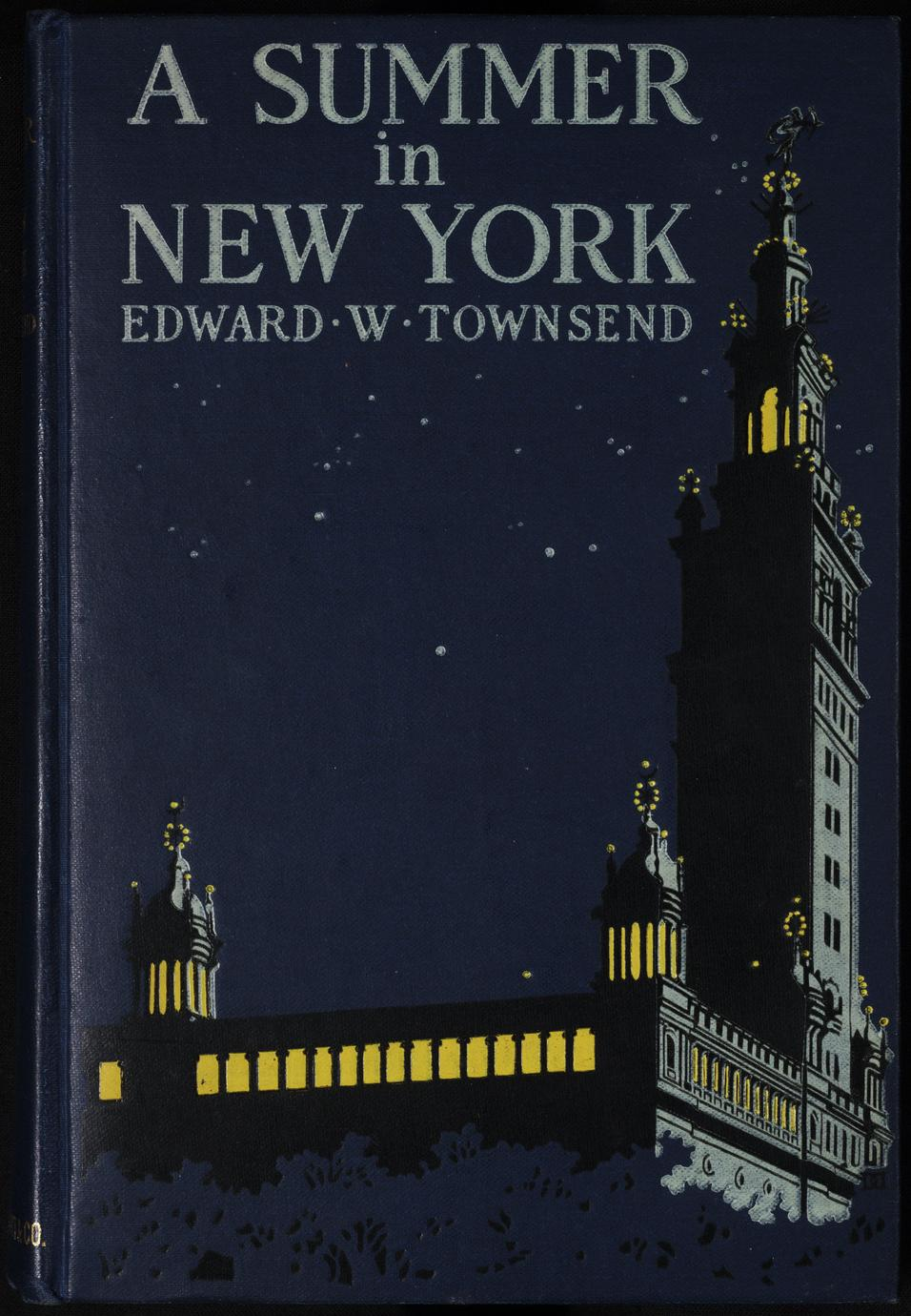 A summer in New York : a love story told in letters (1 of 2)