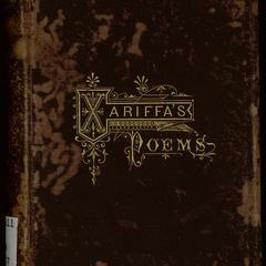 Xariffa's poems