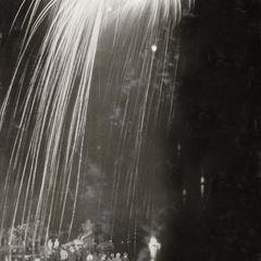 Venetian Night pyrotechnics display