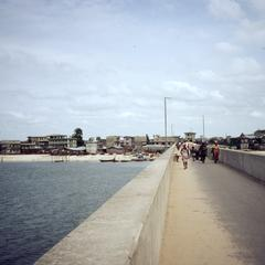Bridge Over Port Harcourt water