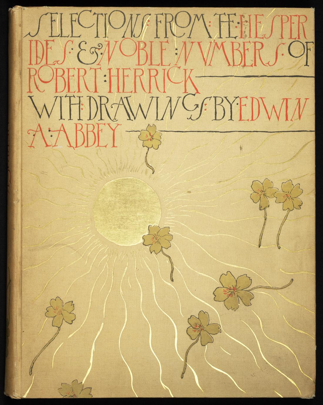 Selections from the poetry of Robert Herrick (1 of 3)