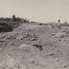Granite investigation - near Unity, WI