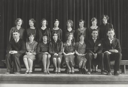 Newman Club, 1928-1929