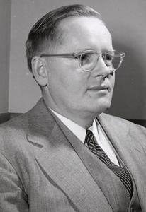 S. Lee Burns, director of residence halls