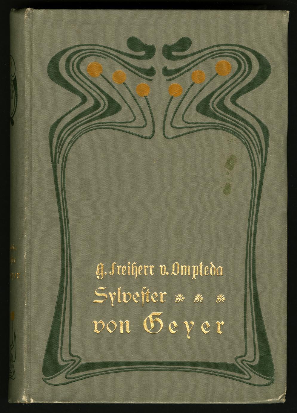 Sylvester von Geyer (1 of 5)