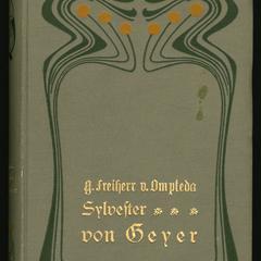 Sylvester von Geyer
