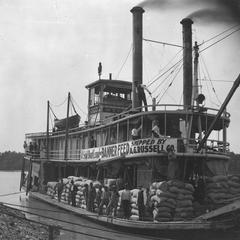 Steel Queen (Towboat, Ferry, 1901-1926)