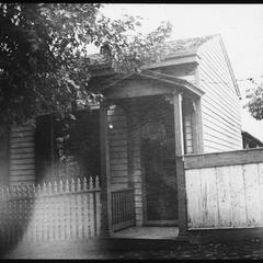 House where TEB was born