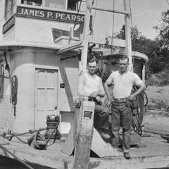 James P. Pearson (Towboat/Dredge, 1907-1953)