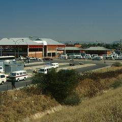 Bus Station in Gaborone