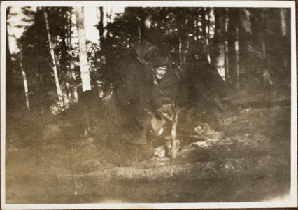 Biwak auf den Riu Vadalui