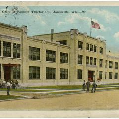 Samson Tractor Company office