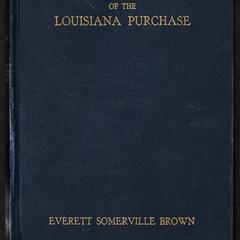 The constitutional history of the Louisiana Purchase, 1803-1812
