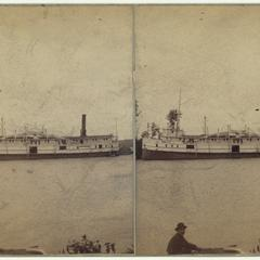 Stereoptic views of the Manistee