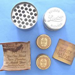 Luxor powder blender