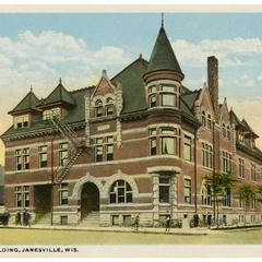 YMCA, 1910s