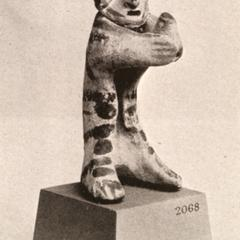 Ancient Primate Sculpture