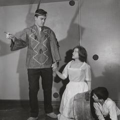 Student play in Memorial Union