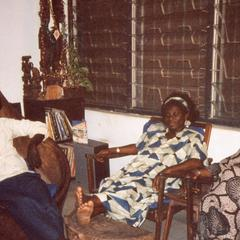 Agbo Folarin and Olaniyan family