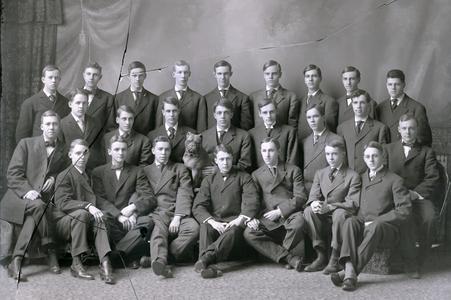 Fraternity Beta Theta Pi, 1906