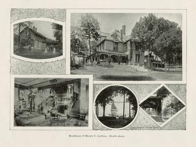 Residence of Henry C. Lytton