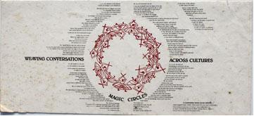 Magic Circles : Weaving conversations across cultures