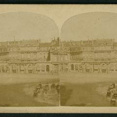 Place du Palais Royal, Paris