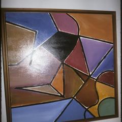Title Unknown, Painting by Jose Roberto Leonel Barreto