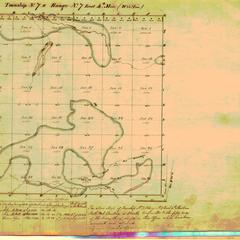 [Public Land Survey System map: Wisconsin Township 07 North, Range 07 East]