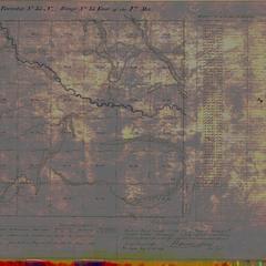 [Public Land Survey System map: Wisconsin Township 35 North, Range 15 East]