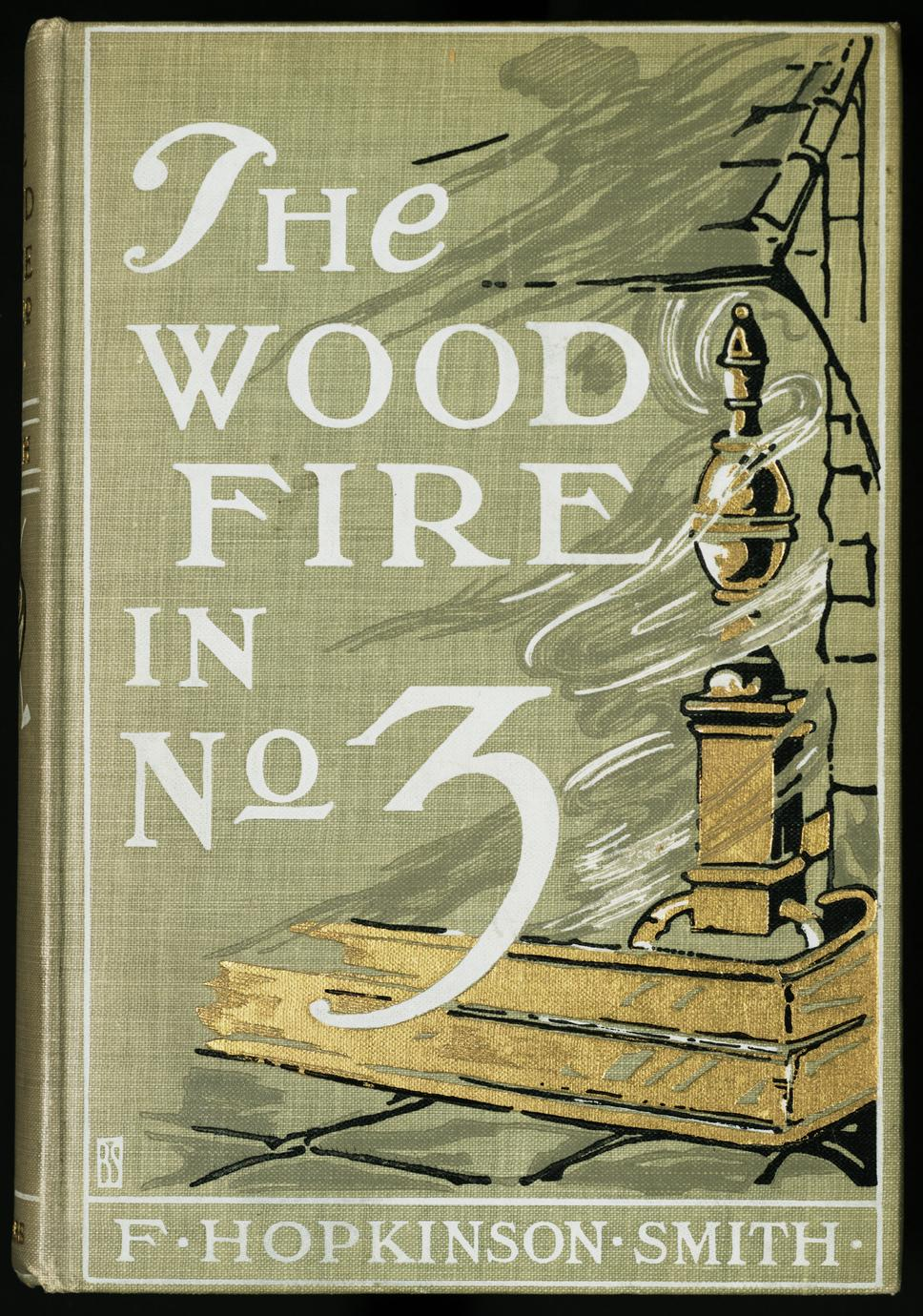 The wood fire in no. 3 (1 of 3)