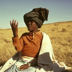 Southern African storyteller