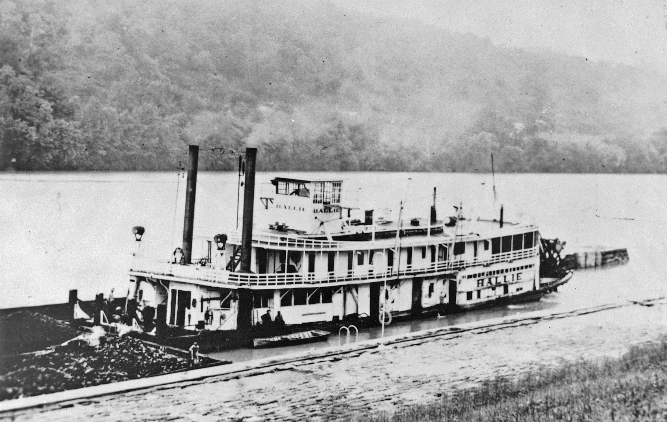 Hallie (Towboat, 1933-1938)
