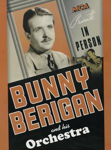 A poster used by MCA to promote Bunny Berigan