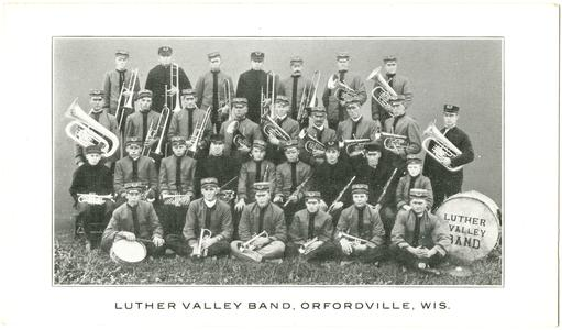Luther Valley Band, Orfordville, Wisconsin
