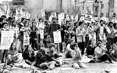 TAA Strike, 1980