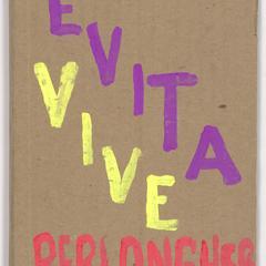 Evita vive