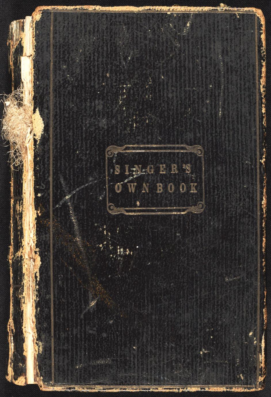 The singer's own book : well-selected collection of the most popular sentimental, patriotic, naval, and comic songs (1 of 2)